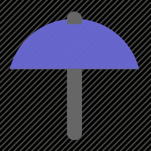 rain, safety, umbel, umbrella icon