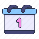 calendar, date, day, event, month, schedule, time