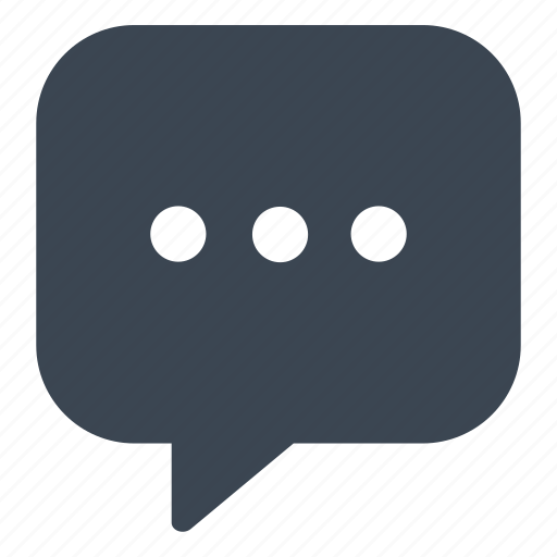 Chat, comment, talk icon - Download on Iconfinder