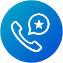 feedback, message, rating, review, telephone