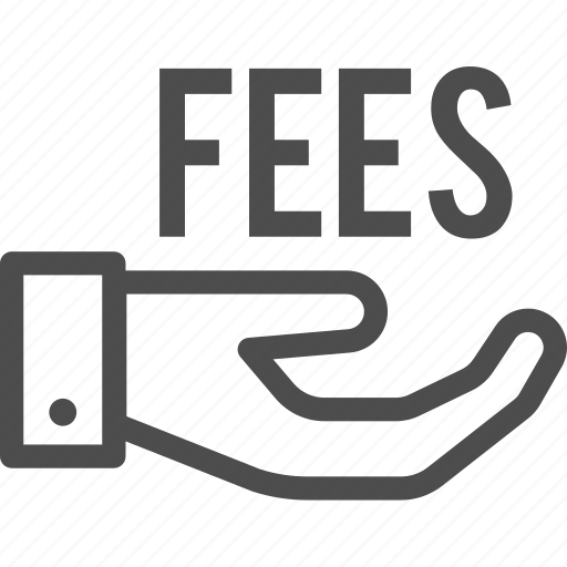 benefit, fee, fees, paid, payment icon