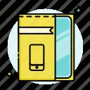 phone, box, brand, new, phone box, new phone