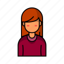 avatar, female, woman