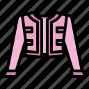 clothes, fashion, female, jacket, luxury, suit