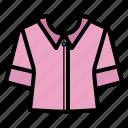 clothes, fashion, female, shirt, woman, top, cloth