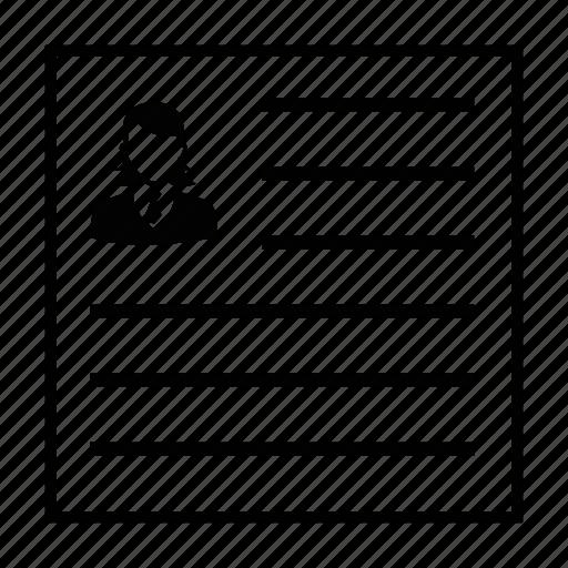 female, person, profile, user, women, worker icon