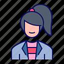 avatar, character, female, girl, woman
