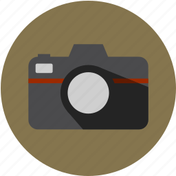 camera, shot icon