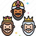 dia, de, reyes