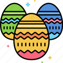 easter, eggs, holiday