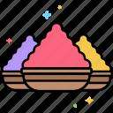 holi, festival, color, india