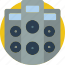 concert, festival, music, speakers icon