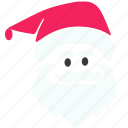 celebration, christmas, claus, decoration, santa, santa claus, xmas icon