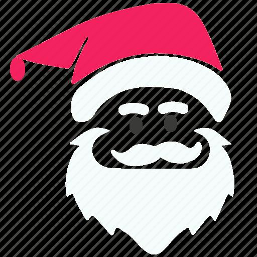 celebration, christmas, claus, decoration, santa, santa claus, xmas icon