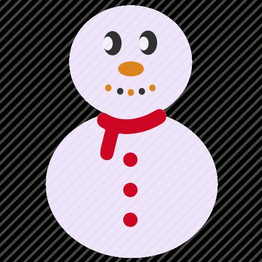 christmas, decoration, emoji, man, smiley, snowman, xmas icon