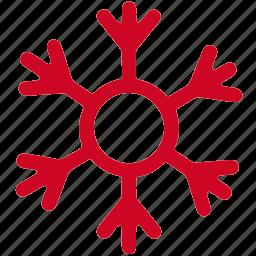 christmas, decoration, snow, snowflake, winter, xmas icon