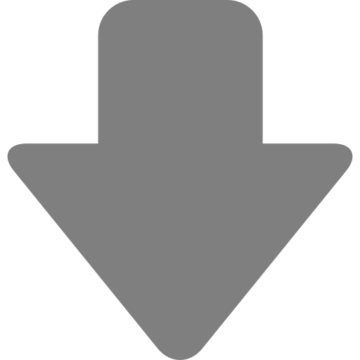 arrow, download, fez icon