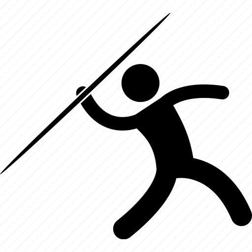 Action, javelin, olympics, posing, posture, throw, throwing icon - Download on Iconfinder