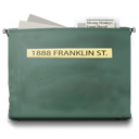 1888, franklin, street icon