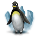 animal, linux, penguin, tux icon