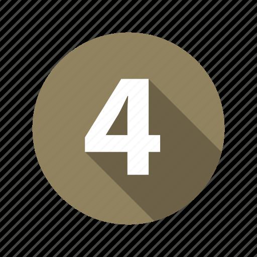 figure, four icon