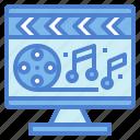 computer, entertainment, multimedia, music