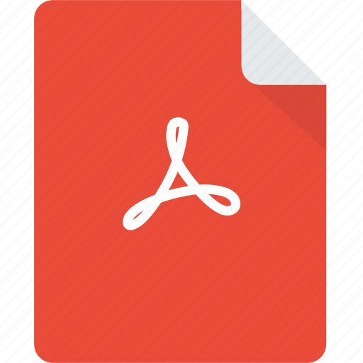 acrobat, adobe, archive, document, files, files and folders, formats icon