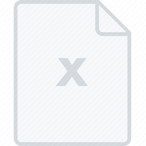 archive, document, excel, files, files and folders, formats, office icon