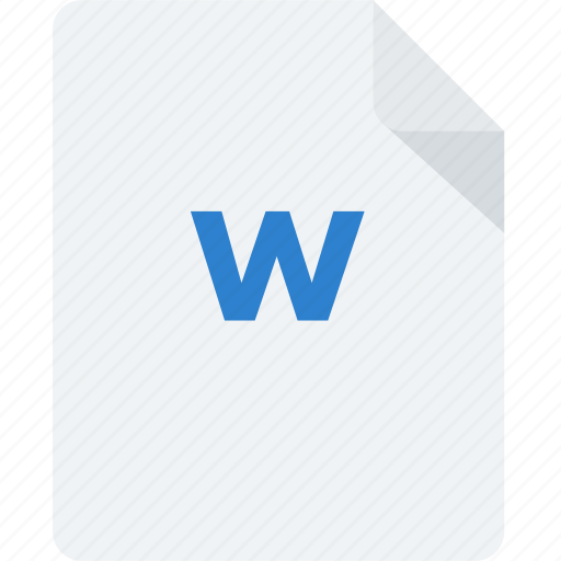 archive, document, files, files and folders, formats, office, word icon