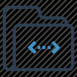 archive, code, data, folder, storage icon