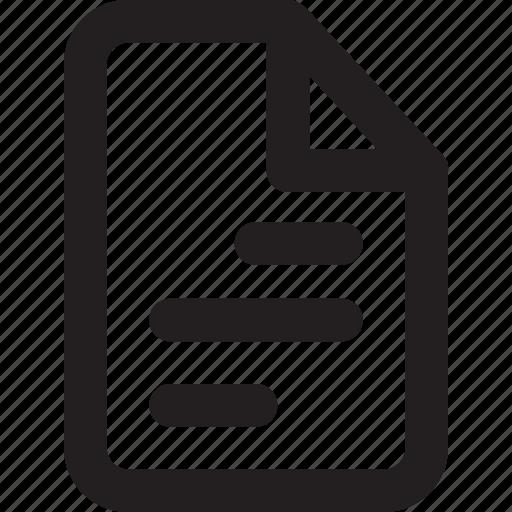 archive, document, file, files, folder icon
