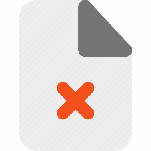 Archive, declined, document, file, folder, office icon - Download on Iconfinder