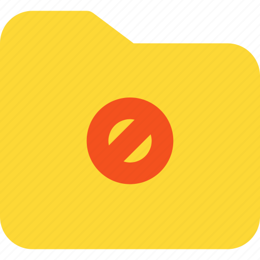 archive, declined, document, file, folder, office, rating icon