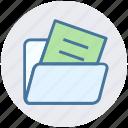 data, document, document folder, files, files and folder, folder icon