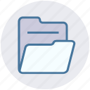 document, document folder, file folder, files, files and folder, folder icon