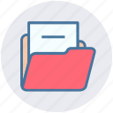 data, document, document folder, file folder, files, folder icon
