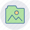 document, file, folder, image folder, photo icon