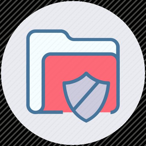 archive, file, folder, safe folder, secure, security icon