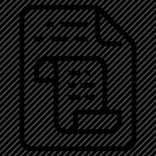 File, javascript, js, language, programming icon - Download on Iconfinder