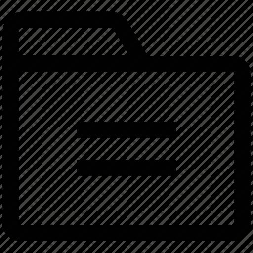 .svg, archive, documents, folder, folder open, office icon - Download on Iconfinder