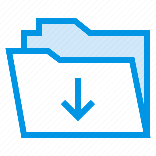 directory, documentcase, download, filescatalog, folder, jacket, portfolio icon