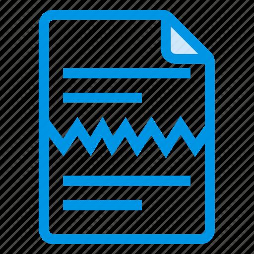 break, document, documentation, documentfile, documentrecord, file, recordfiles icon