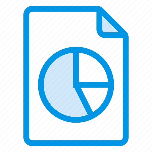 chart, document, documentation, documentfile, documentrecord, piechart, recordfiles icon
