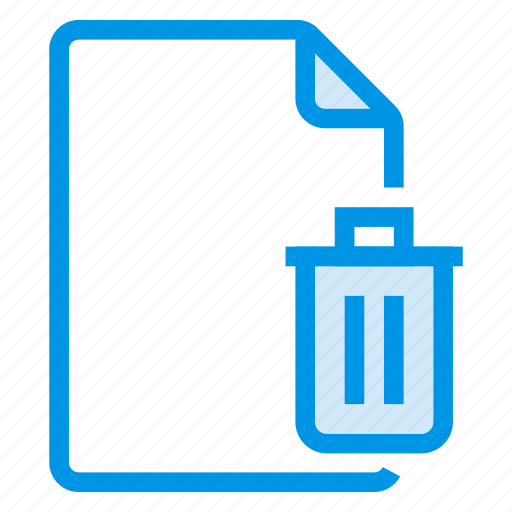 delete, document, documentation, documentfile, documentrecord, file, recordfiles icon