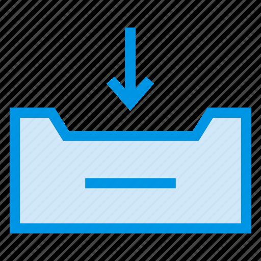 document, documentation, documentfile, documentrecord, download, inbox, recordfile icon
