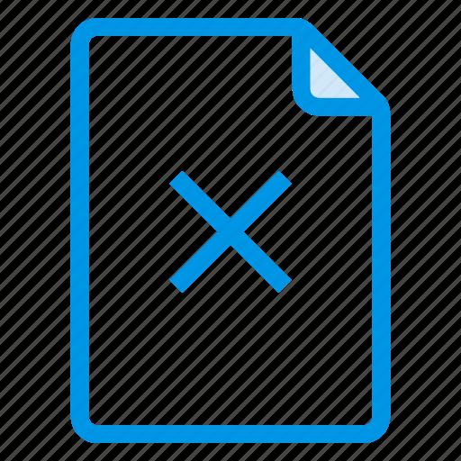document, documentation, documentfile, documentrecord, file, recordfiles, remove icon