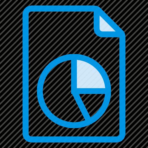 document, documentation, documentfile, documentrecord, file, piechart, recordfiles icon
