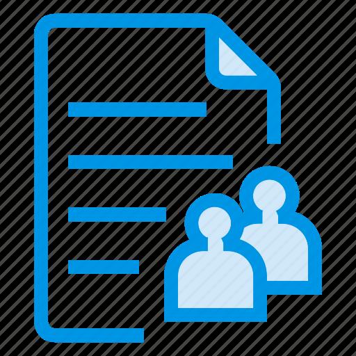 document, documentation, documentfile, documentrecord, file, recordfiles, users icon