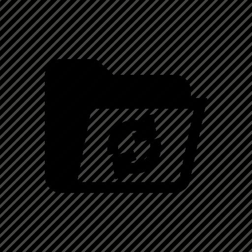 folder, folder refresh, folder reload, folder restart, folder sync, folder synchronise, sync icon
