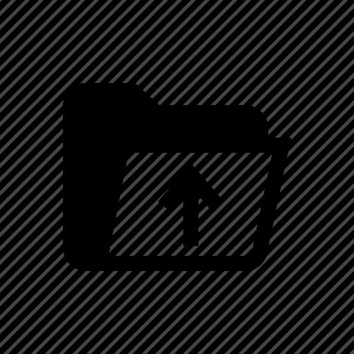 folder, folder storage, folder up, folder update, folder upload, upload icon